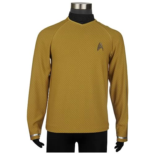 Star Trek Movie Command Division Stunt Tunic