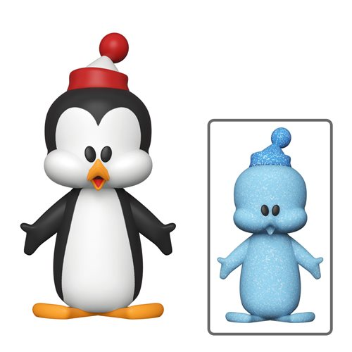 Chilly Willy Soda Vinyl Figure