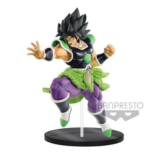 Dragon Ball Super Movie Broly Ultimate Soldier Statue