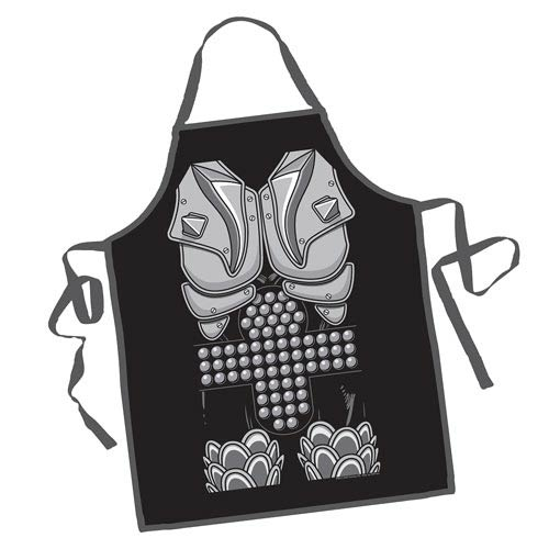 KISS Demon Be the Character Apron
