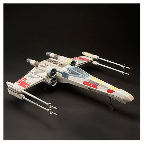 Star Wars The Vintage Collection Luke Skywalker Red 5 X-Wing Fighter 3 3/4-Inch Scale Vehicle - Excl