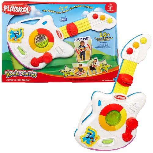 Playskool Rocktivity Jump N Jam Guitar