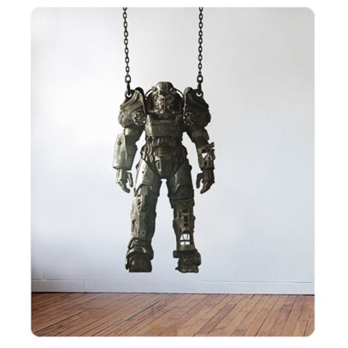 Fallout 4 T60 Power Armor Wall Wrap