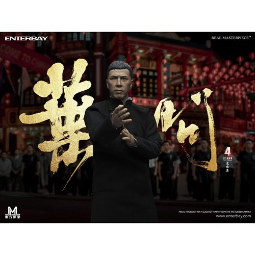 Ip Man 4 The Finale 1:6 Scale Real Masterpiece Action Figure