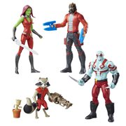 Guardians of the Galaxy 6-Inch Action Figures Wave 1 Set