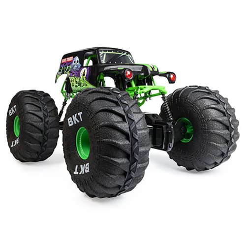 Monster Jam Mega Grave Digger 1:6 Scale Remote Control Monster Truck