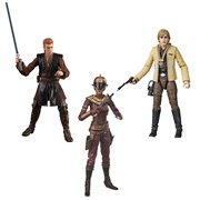 Star Wars The Black Series 6-Inch Action Figures Bundle of 3
