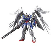 Gundam Wing: Endless Waltz Wing Gundam Zero Plated Coating Hi-Resolution 1:100 Scale Model Kit Premium Edition
