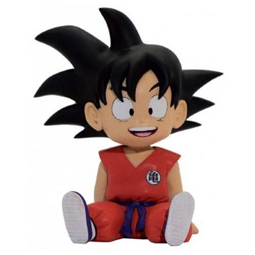 Dragon Ball Goku Coin Bank