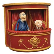 Muppets Select Series 2 Statler and Waldorf Action Figure 2-Pack