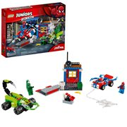 LEGO Juniors Super Heroes Spider-Man 10754 Spider-Man vs. Scorpion Street Showdown
