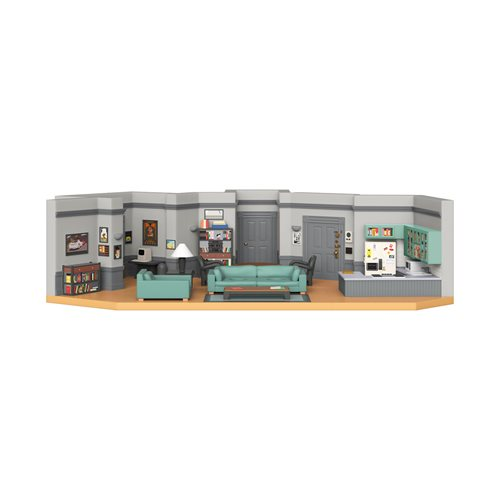 Seinfeld Jerry Mini-Figure Diorama Playset