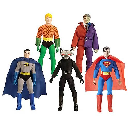 DC Universe Retro-Action Wave 2 Case