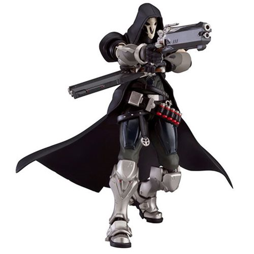 Overwatch Reaper Figma Action Figure