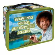 Bob Ross Accidents Gen 2 Fun Box Tin Tote
