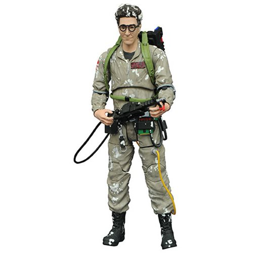 Ghostbusters Marshmallow Egon Spengler Action Figure - Previews Exclusive