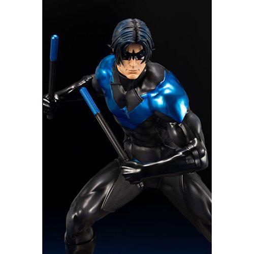 Картинки по запросу ArtFX 1/6 Scale Statues - DC Comics - Teen Titans Series Nightwing