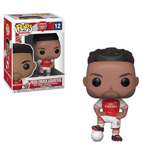 Football Arsenal Pierre-Emerick Aubameyang Pop! Vinyl Figure #12