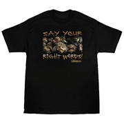 Labyrinth Say Your Right Words T-Shirt