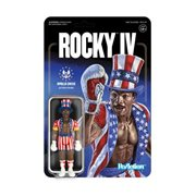 Rocky IV Apollo Creed ReAction Figure