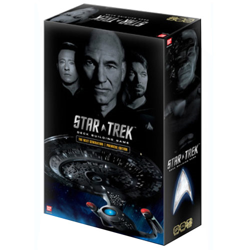 Star Trek Deck-Building Game