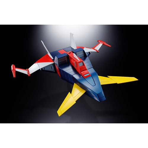 The Unchallengeable Trider G7 GX-66R Trider G7 Soul of Chogokin Action Figure