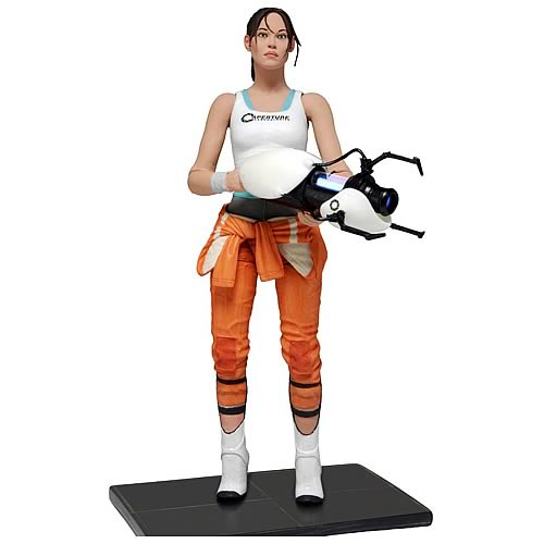 Portal Chell 7-Inch Action Figure
