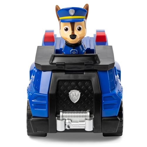 PAW Patrol Chase's Patrol Cruiser Vehicle with Figure