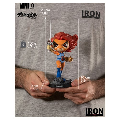 ThunderCats Lion-O Mini Co. Vinyl Figure