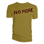 Doctor Who No More T-Shirt