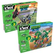 K'NEX Beasts Alive! Bronto and Tri-Stego Building Set Case