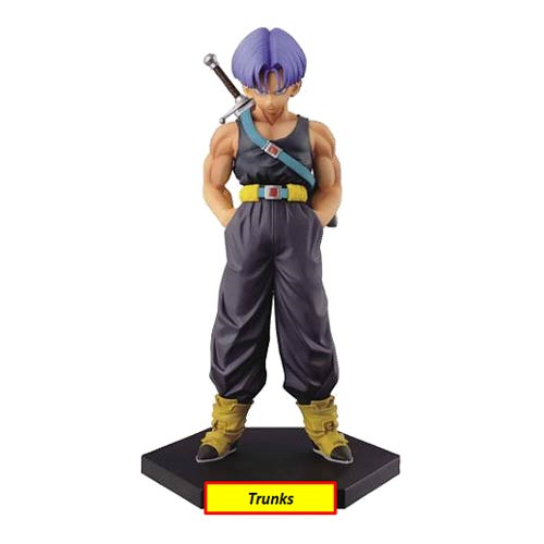 Dragon Ball Z Trunks Statue