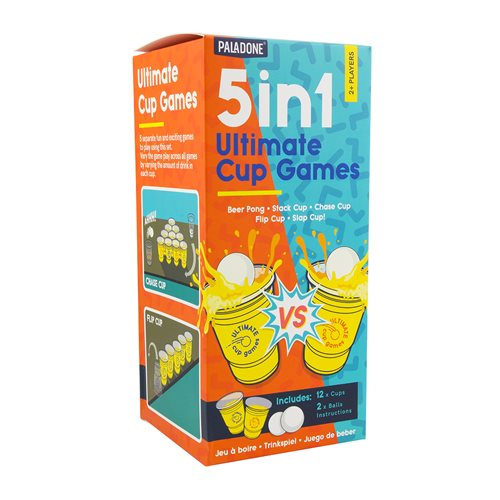 5-in-1 Ultimate Cup Games