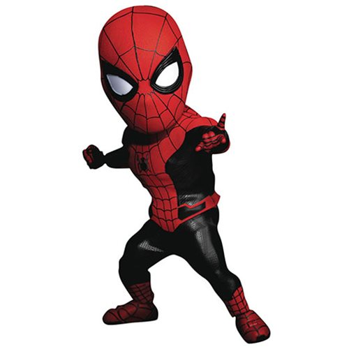 Spider-Man: Far From Home EAA-099 Spiderman Upgraded Suit Action Figure - Previews Exclusive