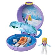 Polly Pocket Polly Snow Cabin Compact