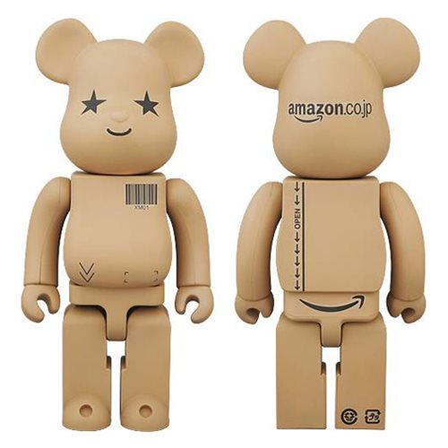 Amazon.Co.Jp 100% Bearbrick Vinyl Figure