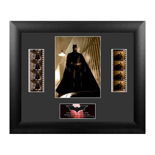 Batman Begins Series 3 Double Film Cell