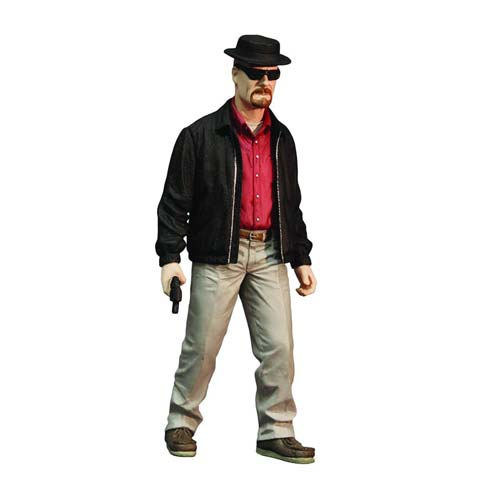 Breaking Bad Heisenberg 12-Inch Action Figure - Previews Exclusive, Not Mint