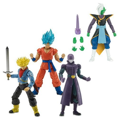 Dragon Ball Stars Action Figure Wave 3 Set