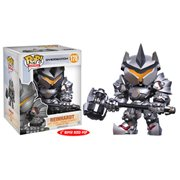 Overwatch Reinhardt 6-Inch Pop! Vinyl Figure, Not Mint
