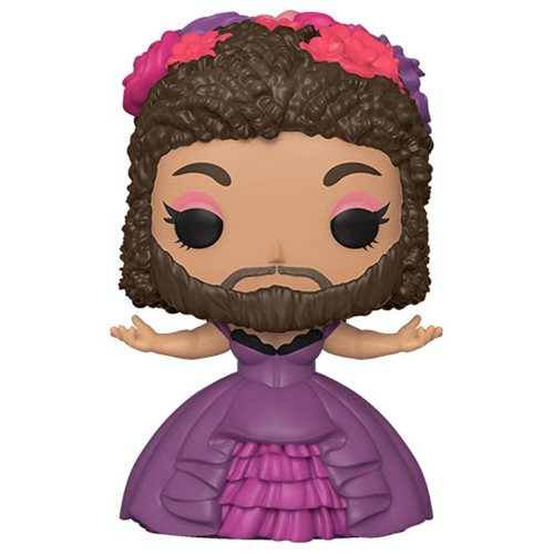 Greatest Showman Bearded Lady Pop! Vinyl Figure
