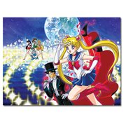 Sailor Moon Group 1,000-Piece Puzzle