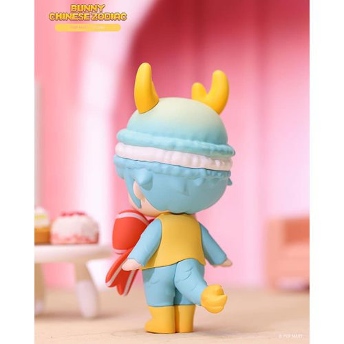 Bunny Chinese Zodiac Series Blind Box Vinyl Figure