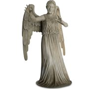 Doctor Who Collection Weeping Angel Mega Special Ed. Figure with Collector Magazine