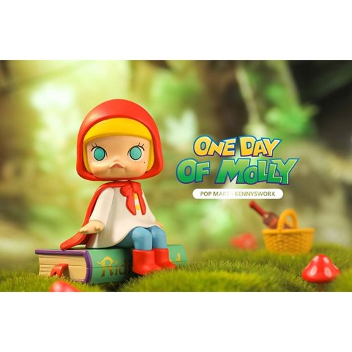 One Day of Molly Random Blind Box Mini-Figure