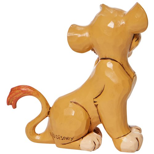 Disney Traditions The Lion King Simba by Jim Shore Mini-Statue