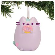 Pusheen the Cat Pastel Purple Ornament