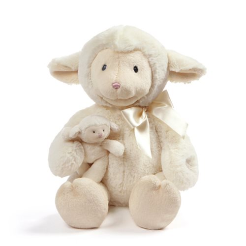Nursey Time Lamb Animated Plush