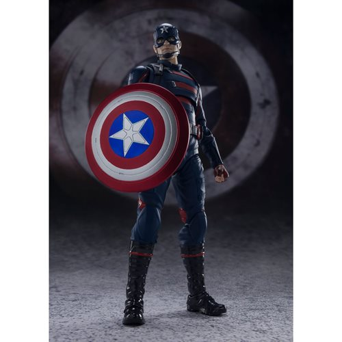 The Falcon and Winter Soldier John F. Walker S.H.Figuarts Action Figure