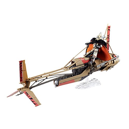 Star Wars The Black Series 6-Inch Swoop Bike Vehicle with Enfys Nest Action Figure